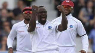 West Indies' Pacer Kemar Roach Eager to Tour England Despite Coronavirus Risk