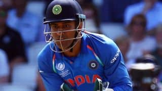 India vs Australia, 3rd ODI: MS Dhoni becomes 1st wicket keeper to complete 100 stumping for a team