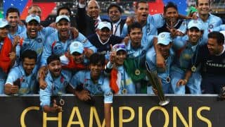 On this day India lift first World T20I defeating Pakistan by 5 runs