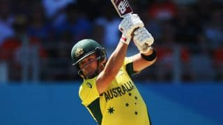 Australia slam India by 7 wickets in 2nd ODI at Brisbane to take 2-0 lead