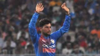 Knowing the conditions was a massive advantage: Kuldeep Yadav