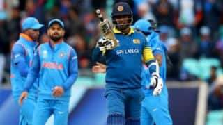 Sri Lanka's young guns surprise India with 7-wicket win in Match 8 of ICC CT 2017, Group B clash