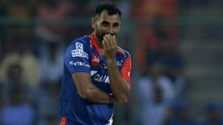 IPL 2018: Mohammed Shami's personal problems might have affected his game, hints DD's bowling coach James Hopes