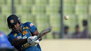 Afghanistan vs Sri Lanka Asia Cup 2014 Match 7: Sri Lanka 199/6 after 45 overs