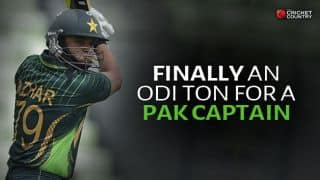 Bangladesh restrict Pakistan to 250 after Azhar Ali's maiden ton in 3rd ODI at Dhaka