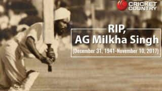 Milkha Singh: A Test career that ended before 20