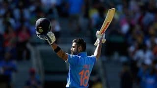 Virat Kohli completes 10 years in international cricket