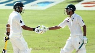 Pakistan crawl to 45/3 at lunch after bowling Sri Lanka out for 278 in 3rd Test, Day 2 at Pallekele