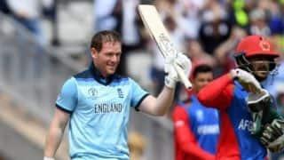 England vs Afghanistan, Match 24 live score: Adil Rashid's three brings England closer to victory