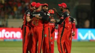 Is over dependence on Virat Kohli, AB de Villiers, Chris Gayle the reason for Royal Challegers Bangalore's (RCB) poor show in IPL 2017?