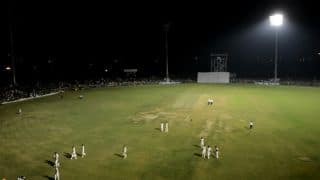 Duleep Trophy 2016: Floodlight failure halts IND Red vs IND Green action on Day 1