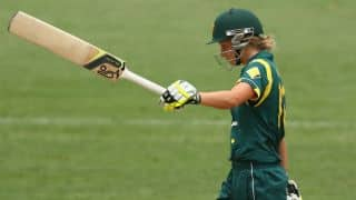Alyssa Healy, Alex Blackwell lead Australia Women to 140/5 against India Women at Adelaide