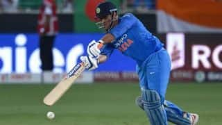 MS Dhoni is not the world-beater that he was: Sanjay Manjrekar