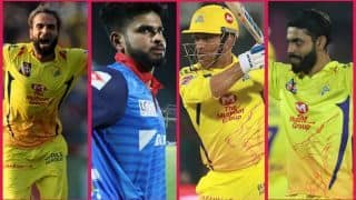 IPL 2019, CSK vs DC: Chennai Super Kings again top the  points table after defeating Delhi Capitals