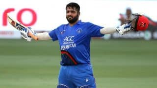 Asia Cup 2018: Don't think MS Dhoni enjoyed Mohammad Shahzad's century, jokes Asghar Afghan