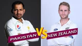 Pakistan vs New Zealand: Unchanged Pakistan opt to bat in Dubai