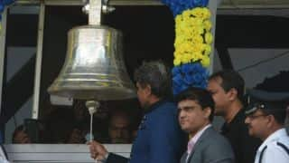 IND vs NZ, 2nd Test, 2016: Kapil becomes first person to ring Eden Gardens' bell