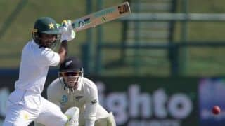 Pakistan 46 away from Test win over New Zealand