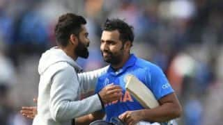Cricket World Cup 2019: Rohit Sharma gets 'the job done' with a hundred, Virat Kohli terms it 'his best ODI innings'