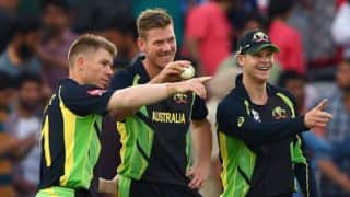 Pakistan vs Australia, T20 World Cup 2016 at Mohali: James Faulkner's 5 wickets and other highlights