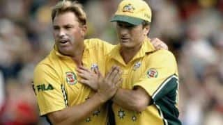 Shane Warne Takes Latest Potshot at Steve Waugh Over Run-out Stat, Calls Former Australia Captain 'Most Selfish Cricketer' | WATCH