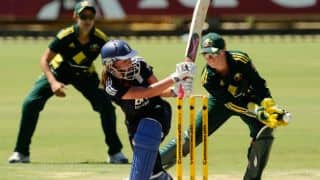 Danielle Wyatt's 100 trumps Beth Mooney's 117* to guide England to historic win over Australia
