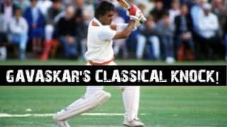 VIDEO: Sunil Gavaskar's 166 vs Australia Down Under