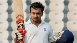 Kedar Jadhav comes of age with a brilliant performance in Ranji Trophy 2013-14