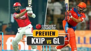 KXIP vs GL, IPL 2017, match 47 preview and likely XI: Kings seek crucial win to stay in the hunt