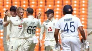 IND vs ENG: रोहित-अश्विन का विकेट निकाल चायकाल तक मजबूत स्थिति में पहुंचा इंग्लैंड