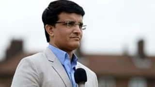 Sourav Ganguly On Coronavirus Pandemic: current situation is like test match on dangerous wicket