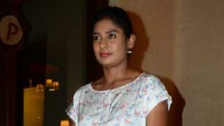 Mithali named one of most influential women in IND by BBC