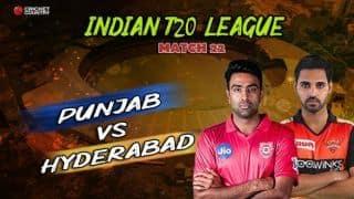 Match Highlights: IPL 2019, Kings XI Punjab vs Sunrisers Hyderabad full score and results: KL Rahul takes Kings XI Punjab to six-wicket win over Sunrisers Hyderabad