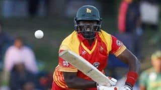 Masakadza thanks Bangladesh Cricket Board for giving Zimbabwe opportunity to play again