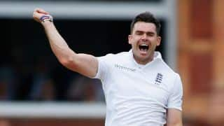 India tour of England 2014: James Anderson feels bowlers stuck to their task