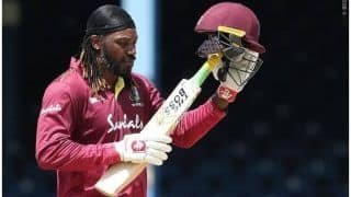 Chris Gayle Apologises For 'Damaging' Comments Against Ramnaresh Sarwan, Not to Face CPL Disciplinary Hearing