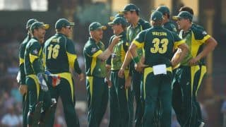 Australia's top form in ODIs: Early warning for teams heading to ICC World Cup 2015