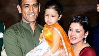 मासी की शादी में जमकर नाची जीवा, देखकर मुस्कुराए महेंद्र सिंह धोनी