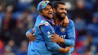 Indian team discusses victory over England in 2nd ODI on Facebook