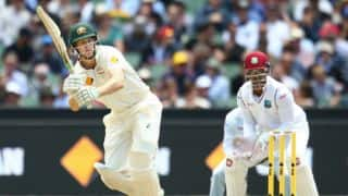 Steven Smith, Adam Voges fifties put Australia in firm control at lunch on Day 2 of 2nd Test vs West Indies at MCG