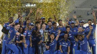 Mumbai Indians IPL 2020 Schedule: MI India Date, Time Table, Fixtures And Venue