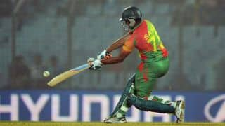 Bangladesh vs Hong Kong, ICC World T20 2014: Bangladesh 80/3 in 10 overs