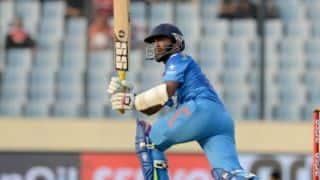 Dinesh Karthik's ton ensures Tamil Nadu's victory over Delhi in Vijay Hazare Trophy