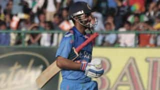 IND vs NZ 2nd ODI: Rahane dismissed under controversial circumstances