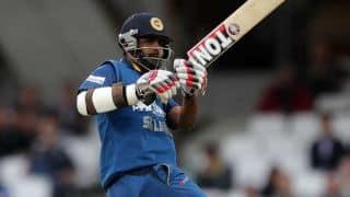 Lahiru Thirimanne scores three consecutive fifties against India