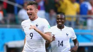 France hammer Switzerland 5-2 in FIFA World Cup 2014
