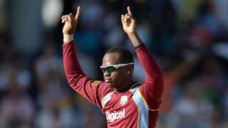 Marlon Samuels questions England's bowling tactics after win in 1st T20
