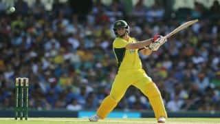 Mitchell Marsh backs himself for No. 5 spot in ODI side