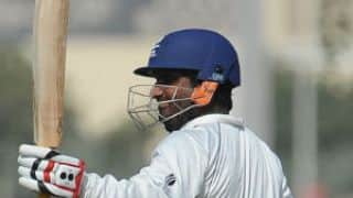 Afghanistan beat Namibia by an innings and 36 runs to climb to 3rd place in Intercontinental Cup 2015-17