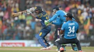 Kumar Sangakkara's ton takes Sri Lanka to 292 for 7 in 6th ODI against England